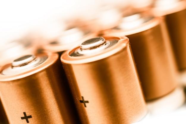Aa batterien nahaufnahme Kostenlose Fotos