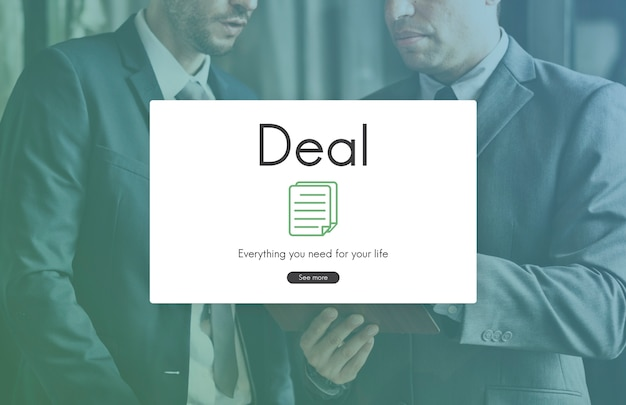 Abkommen über die vereinbarung über die einigung über die zusammenarbeit bei der einigung über die zusammenarbeit Kostenlose Fotos