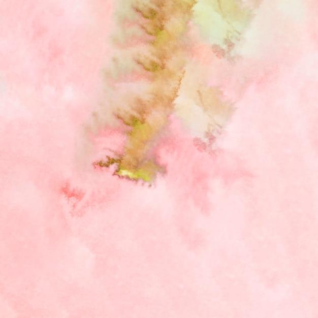 Abstrakte hand gezeichneter fleckhintergrund des aquarells Kostenlose Fotos