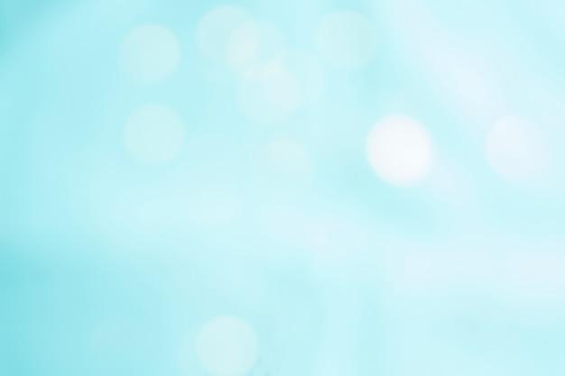 Abstrakte hellblaue farbe verwischt Premium Fotos