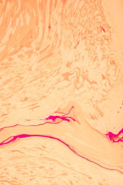 Abstrakte rosa wellen der temperatur Kostenlose Fotos