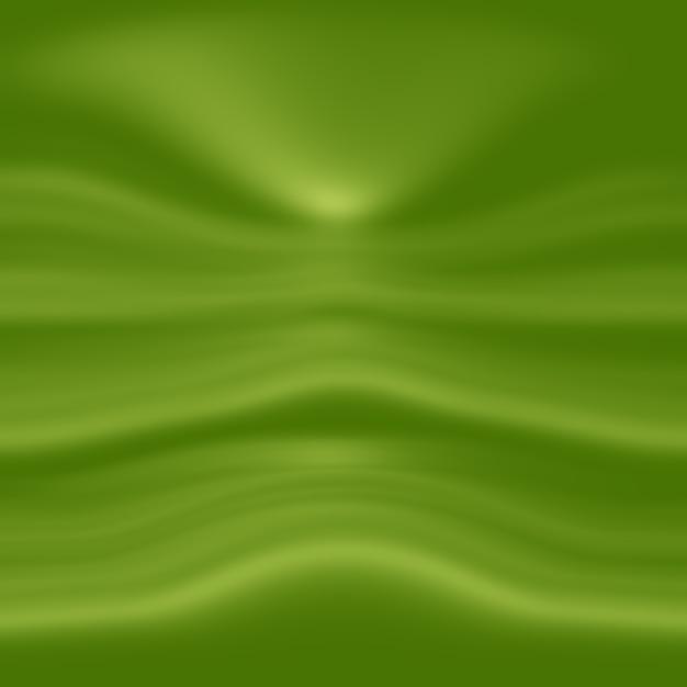 Abstrakte unschärfe leer grüner farbverlauf studio gut als hintergrund, website-vorlage, rahmen, geschäftsbericht verwenden. Kostenlose Fotos