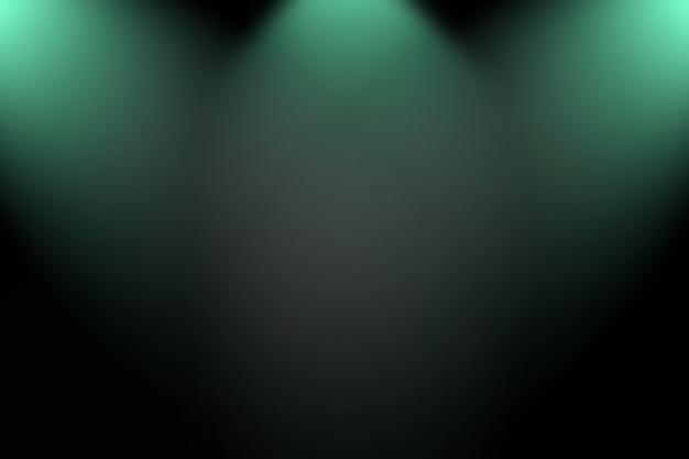 Abstrakte unschärfe leere grüne steigung Premium Fotos