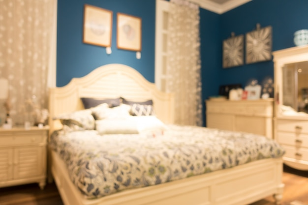 Abstrakte unschärfe möbelgeschäft und speicherinnenraum Kostenlose Fotos