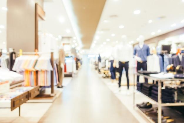 Abstrakte unschärfe und defokussierte einkaufszentrum zentrum des kaufhauses Kostenlose Fotos