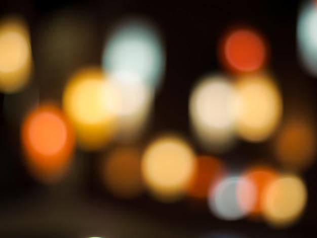 Abstrakte unschärfepastelmischungsfarbe befleckt bokeh hintergrund Premium Fotos