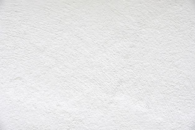 Abstrakte weiße farbe der leeren und leeren konkreten gipswand für beschaffenheitshintergrund Premium Fotos