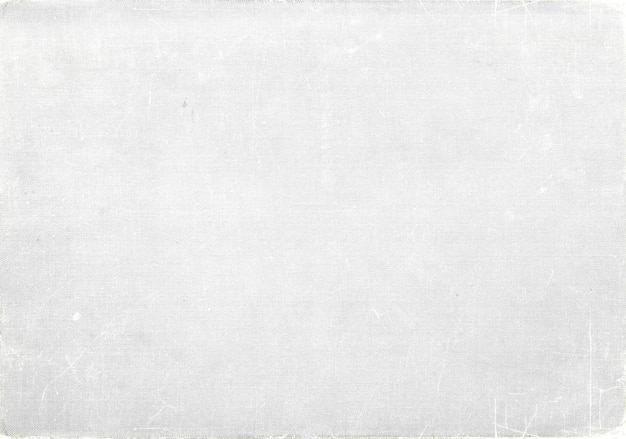 Abstrakte weiße segeltuchbeschaffenheit, weinlesebuch-abdeckungshintergrund Premium Fotos