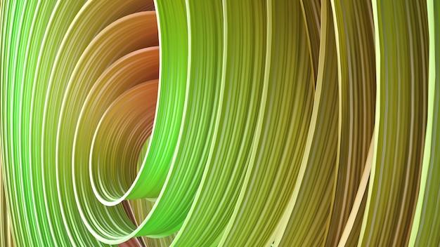 Abstrakter dynamischer strukturierter wellenhintergrund Kostenlose Fotos