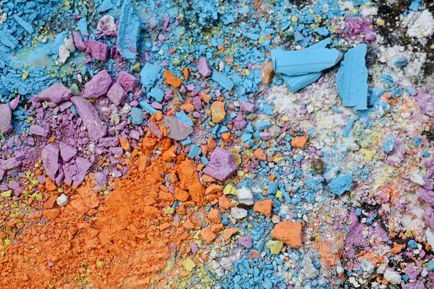 Abstrakter farbiger hintergrund Premium Fotos