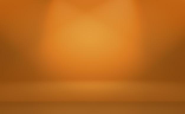 Abstrakter glatter brauner wandhintergrund Premium Fotos
