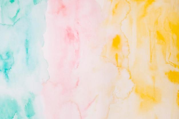 Abstrakter gradient tont aquarelle hintergrund Kostenlose Fotos