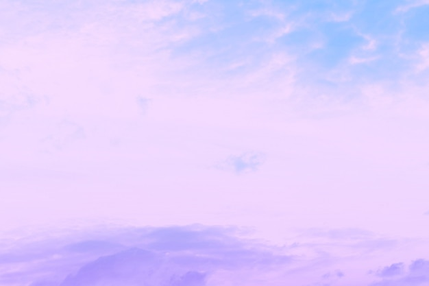 Abstrakter himmelhintergrund im steigungspastell Premium Fotos