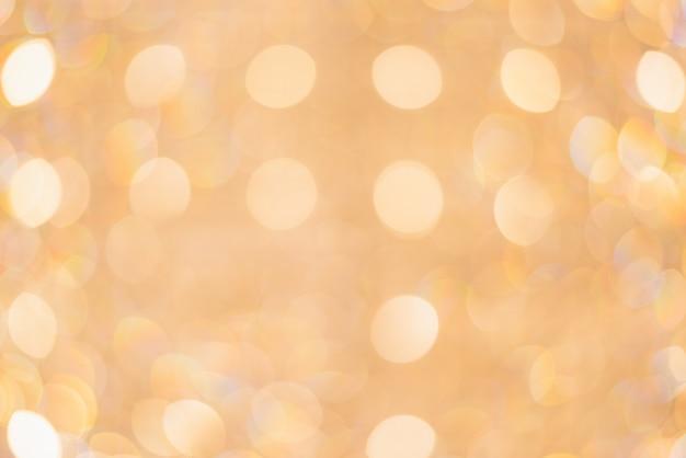 Abstrakter hintergrund, bokeh verwischte schöne glänzende lichter Premium Fotos