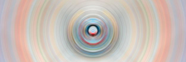 Abstrakter hintergrund der drehbeschleunigungs-kreis-radialbewegungsunschärfe. Premium Fotos