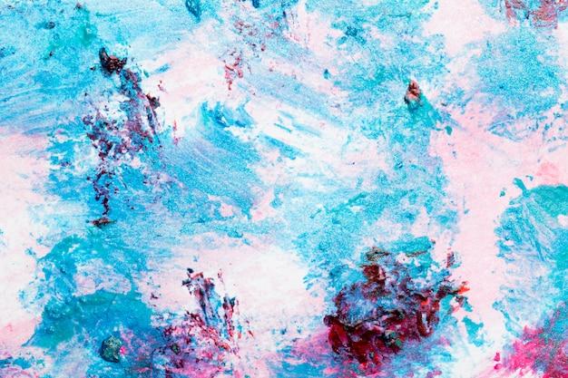 Abstrakter hintergrund gemasert vom nagellack Kostenlose Fotos