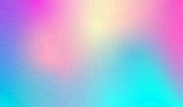 Abstrakter hintergrund mit buntem und schönem. Premium Fotos