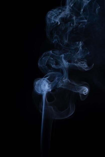 Abstrakter rauch Premium Fotos