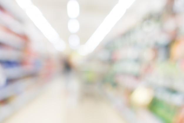 Abstraktes unschärfeeinkaufszentrum Kostenlose Fotos