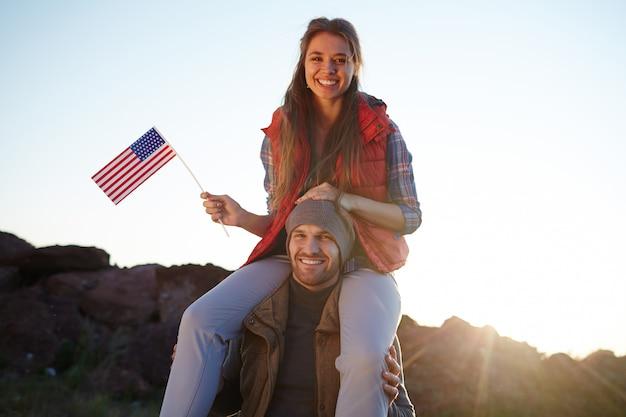 Aktives leben in amerika Kostenlose Fotos