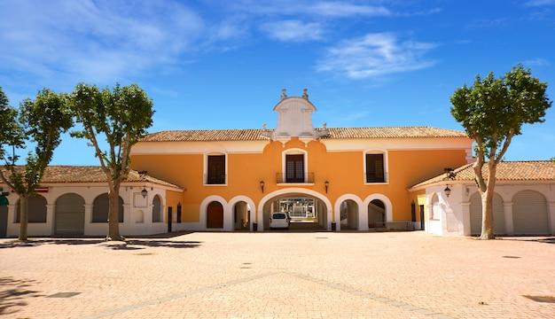 Albacete feria in kastilien-la mancha Premium Fotos