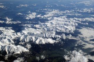 Alpen, bewölkt Kostenlose Fotos