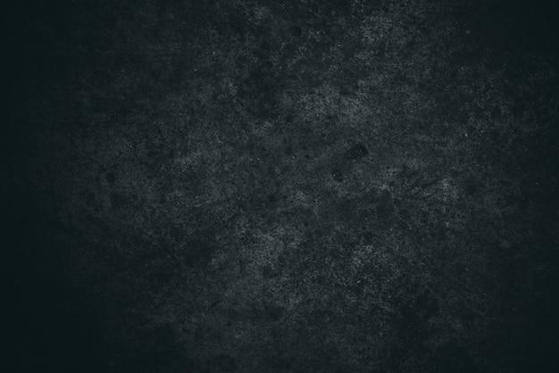 Alte grunge black cement wall hintergründe Premium Fotos