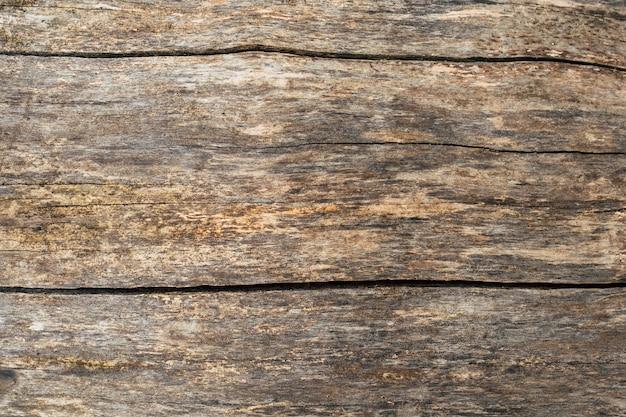Alte rissige graue braune texturmusterwand des holzes schließen oben Premium Fotos