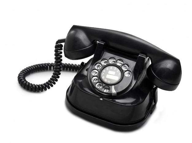 Alte telefonwahl Premium Fotos