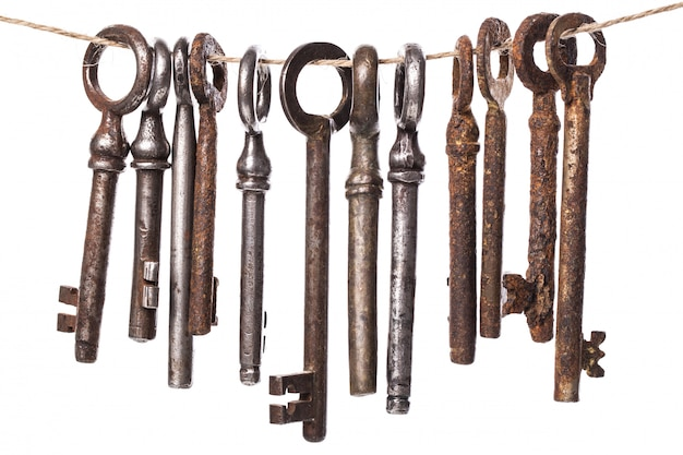 Alte verzierte schlüssel Kostenlose Fotos
