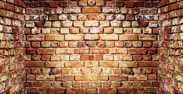 Alter backsteinmauerhintergrund Kostenlose Fotos
