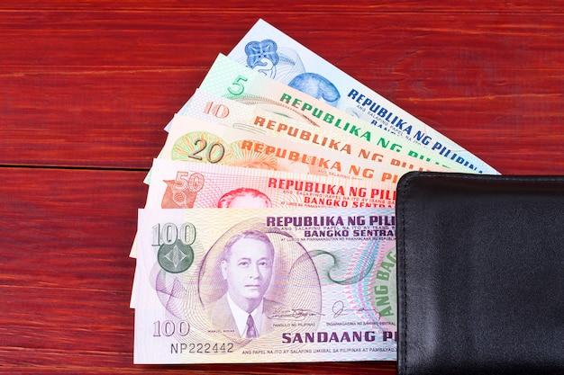 Alter philippinischer peso Premium Fotos