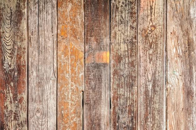 Alter rustikaler hölzerner plankenhintergrund Kostenlose Fotos