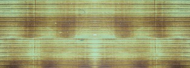 Alter zinkbeschaffenheitshintergrund, rostig auf galvanisierter metalloberfläche. Premium Fotos