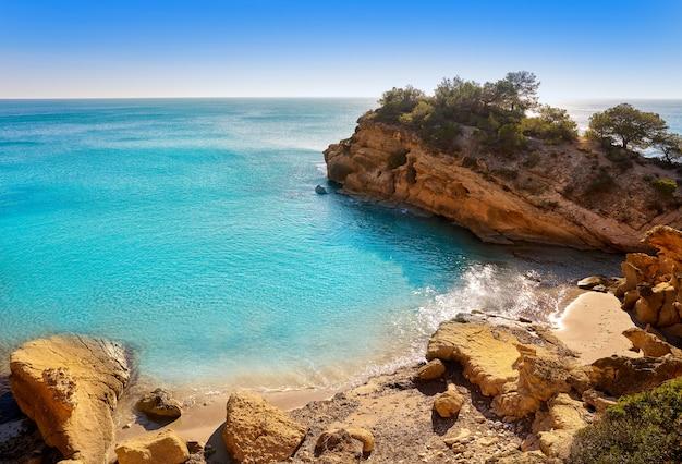 Ametlla l'ametlla de mar strand illot Premium Fotos