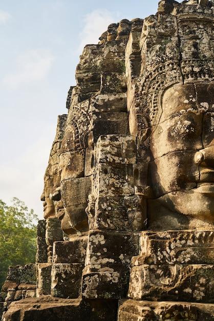 Angkor wat tempel Kostenlose Fotos