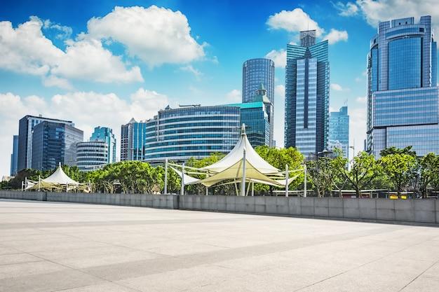 Ansicht der modernen stadt asiatischen szene Kostenlose Fotos