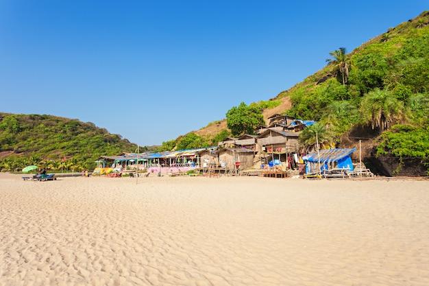 Arambol strand, goa Premium Fotos