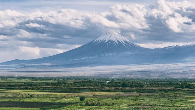 Ararat berg - armenien Premium Fotos