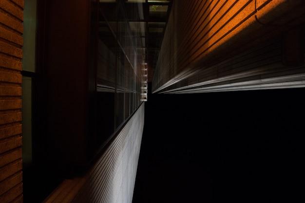 Architektur in der nacht Kostenlose Fotos