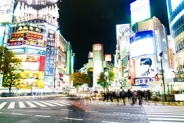 Architektur japan stadt städtische straßen Kostenlose Fotos
