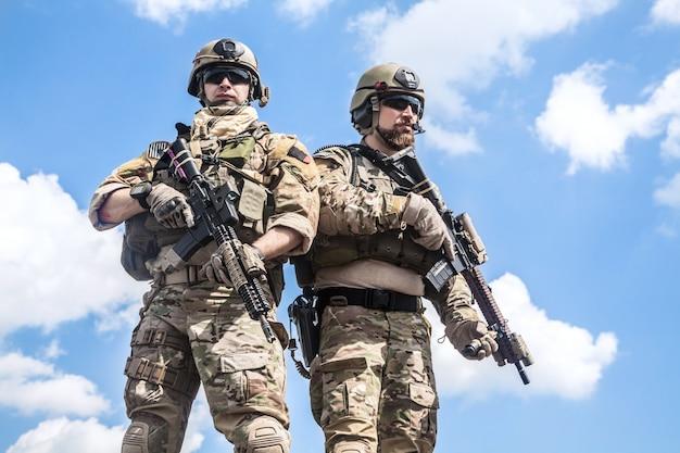 Armee ranger Premium Fotos