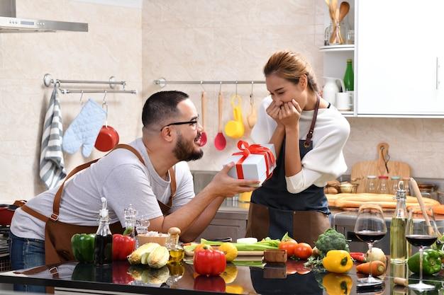 Während Frau Kocht
