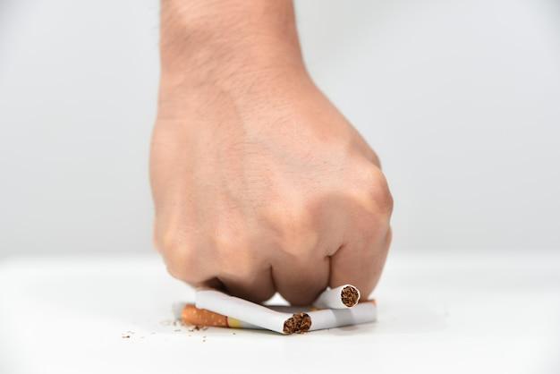 Rauchen Aufhören Körperveränderung