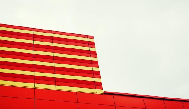 Auszug der städtischen architektur Premium Fotos