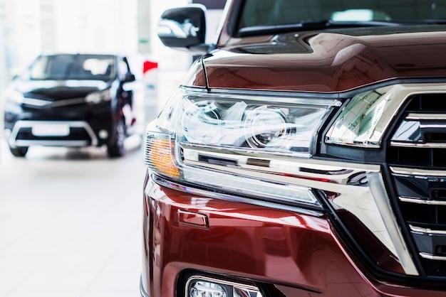 Auto im autohaus Kostenlose Fotos