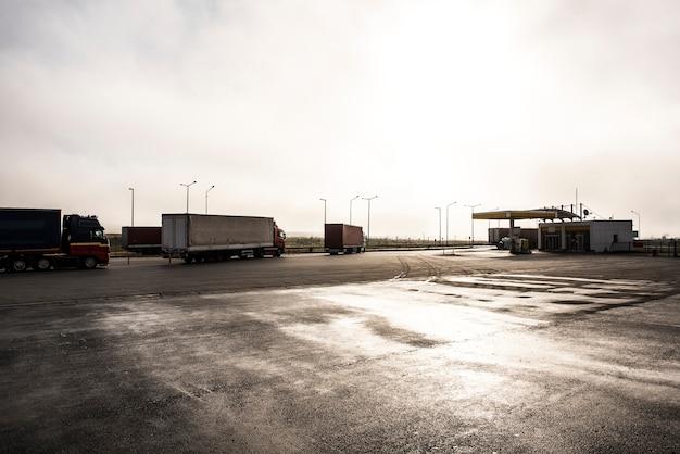 Autobahn in istanbul Kostenlose Fotos
