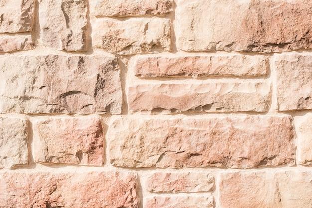 Backsteinmauer für hintergrund Premium Fotos