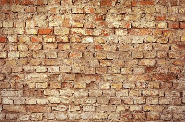 Backsteinmauer hintergrund Premium Fotos