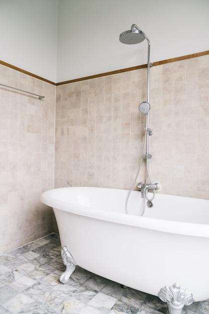 Badewannendekoration im badezimmer Kostenlose Fotos